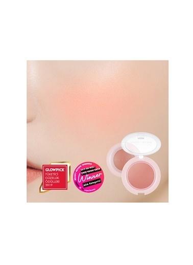Missha Meyve Tonlarında Doğal Görünümlü Jel Allık Apıeu Juicy-Pang Jelly Blusher (Cr01) Renksiz
